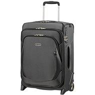 Samsonite X-Blade 4.0 UPR 55 STRICT TOPPOCKET Grey/Black - Cestovný kufor s TSA zámkom