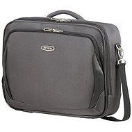 Samsonite X-Blade 4.0 LAPTOP SHOULDER BAG Grey/Black - Taška na notebook