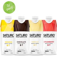 Saturo Taster Pack - Trvanlivé jedlo