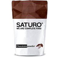 Saturo Prášok (Vegan), 1430 g, Čokoláda - Trvanlivé nutrične kompletné jedlo