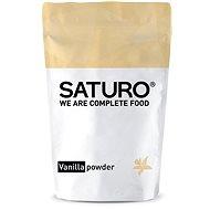 Saturo Prášok (Vegan), 1430 g, Vanilka - Trvanlivé nutrične kompletné jedlo