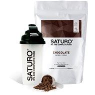 Saturo Prášok Starter Kit, Čokoláda - Trvanlivé nutrične kompletné jedlo
