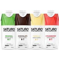 SATURO Starter Box - Trvanlivé nutrične kompletné jedlo