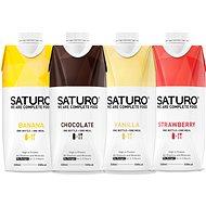 Saturo Starter Box 2020 - Trvanlivé jedlo