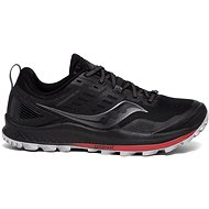 Saucony PEREGRINE 10 čierne EU 46,5/300 mm - Bežecké topánky