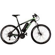 00f7e5477 Sava e27 Alu 1.0 - Elektrický horský bicykel 27,5