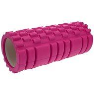 Lifefit Joga Roller A01 ružová - Masážny valček