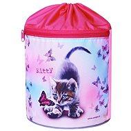 Emipo Kitty valcový - Vrecko na prezuvky