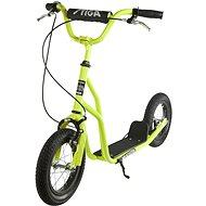 "Stiga Air Scooter 12"" zelená - Kolobežka"