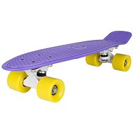 Stiga Joy fialový - Plastový skateboard