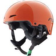 Stiga Play oranžová S - Prilba na motorku