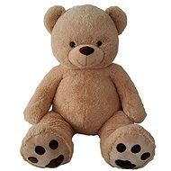 Medveď 135 cm béžový - Plyšová hračka