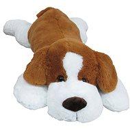 Plyšový psík 90 cm, hnedý - Plyšová hračka