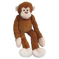 Plyšová opica dlhá ruka 100 cm, svetlohnedá - Plyšová hračka