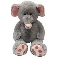 Slon 100 cm - Plyšová hračka