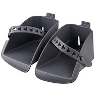 Náhradní stupačky sedačky Polisport Koolah a Boodie, tmavě šedá - Príslušenstvo