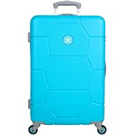 Suitsuit TR-1244/3-M ABS Caretta Ocean Blue - Cestovný kufor