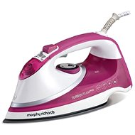 Morphy Richards Turbo Steam Violet - Žehlička