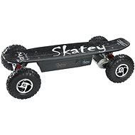 Skatey 800 Off-road čierny - Elektro longboard