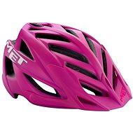 MET TERRA matná ružová/azúrová 54 – 61 - Prilba na bicykel