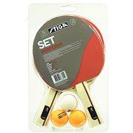 Stiga Perform Set – 2 rakety a 3 loptičky - Súprava na stolný tenis