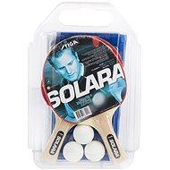 Stiga Set Solara – 2 rakety, 3 loptičky,1 sieťka - Set na stolný tenis
