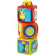 Buddy toys Tri Kocky zvieratka - Hračka pre najmenších