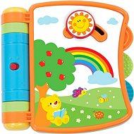 Buddy toys Knižka so zvukmi - Interaktívna hračka