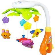 Buddy toys Hrací kolotoč - Kolotoč nad postieľku
