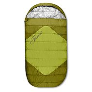 Trimm Divan Kiwi Green/Green 195 - Sleeping Bag