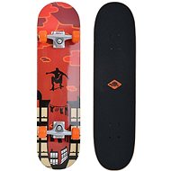 "Schildkröt Skateboard Kicker 31"" Red Parkour - Skateboard"