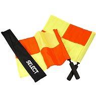 Select červeno - žluté vlajky - Vybavenie pre futbalových rozhodcov