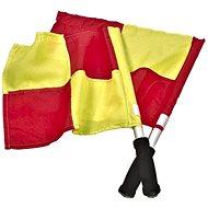 Select červeno-žlté vlajky - Vybavenie pre futbalových rozhodcov