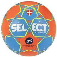 Select Combo modro-oranžová veľ. 2 - Hádzanárska lopta
