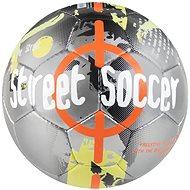 Select street soccer oranžová- žlutá - Futbalová lopta