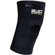 Select bandáž na koleno s otvorom Elastic Knee Support w/h veľkosť M - Bandáž na koleno