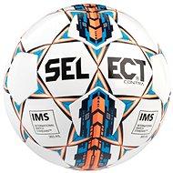 Select Contra white orange - Futbalová lopta