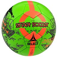 Select Street Soccer green orange vel. 4,5