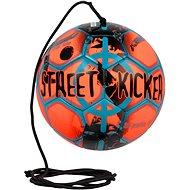 Select Street Kicker orange blue veľkosť 4 - Futbalová lopta