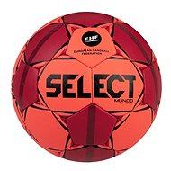 Select HB Mundo oranžový - Hádzanárska lopta