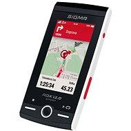 Sigma Rox 12.0 Sport Basic biela - Cyklonavigácia