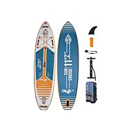 Skiffo Sun Cruise 11'2'' x 33'' x 6'' - Paddleboard with Accessories