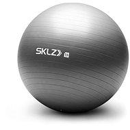 SKLZ Stability Ball, gymnastická lopta 55 cm, svetlo sivá