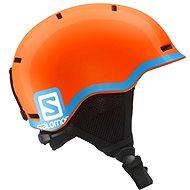 Salomon Grom Fluo Orange/Blue - Lyžiarska prilba