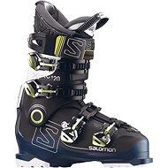 Salomon X Pro 120 Black/Petrol Blue/White - Pánske lyžiarske topánky