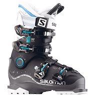 Salomon X Pro 90 W Black/Anthracite/White - Dámske lyžiarske topánky