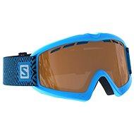 Salomon Kiwi Access Blue/Solar T.Orang - Detské lyžiarske okuliare