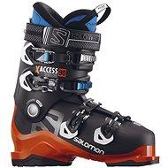 Salomon X Access 90 Black/Orange/Indigo Blue - Pánske lyžiarske topánky