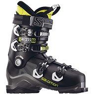 Salomon X Access 80 čierna/antracitová/kyslá zelená - Pánske lyžiarske topánky