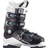 Salomon X Access 70 W Black/White/Topaz Green - Dámske lyžiarske topánky